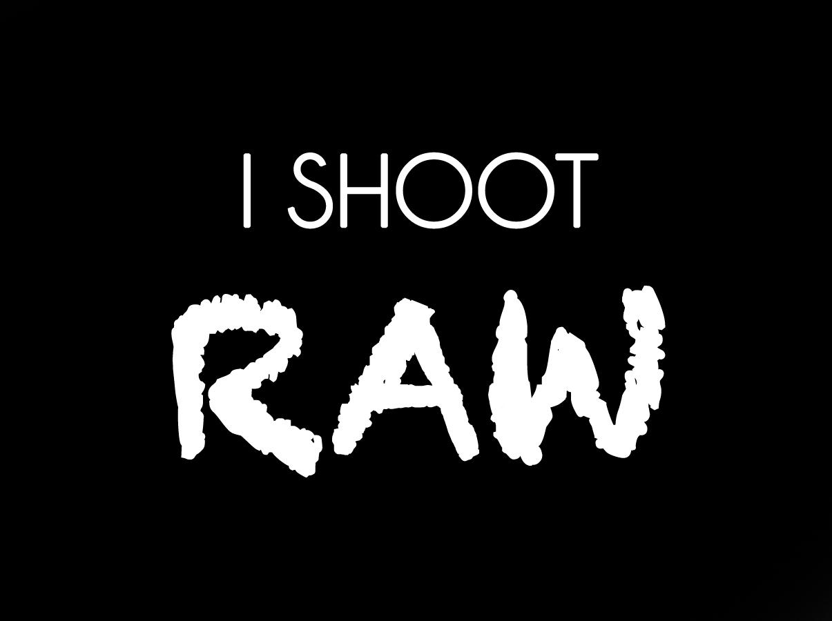 raw ou jpeg