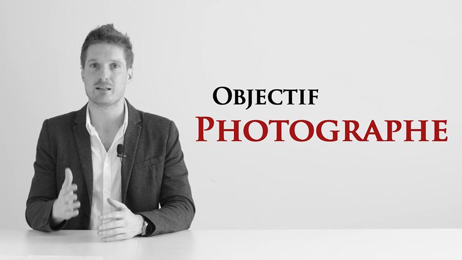 Objectif Photographe sur YouTube fait peau neuve