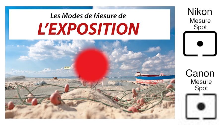 Photo numérique : comprendre la mesure d'exposition