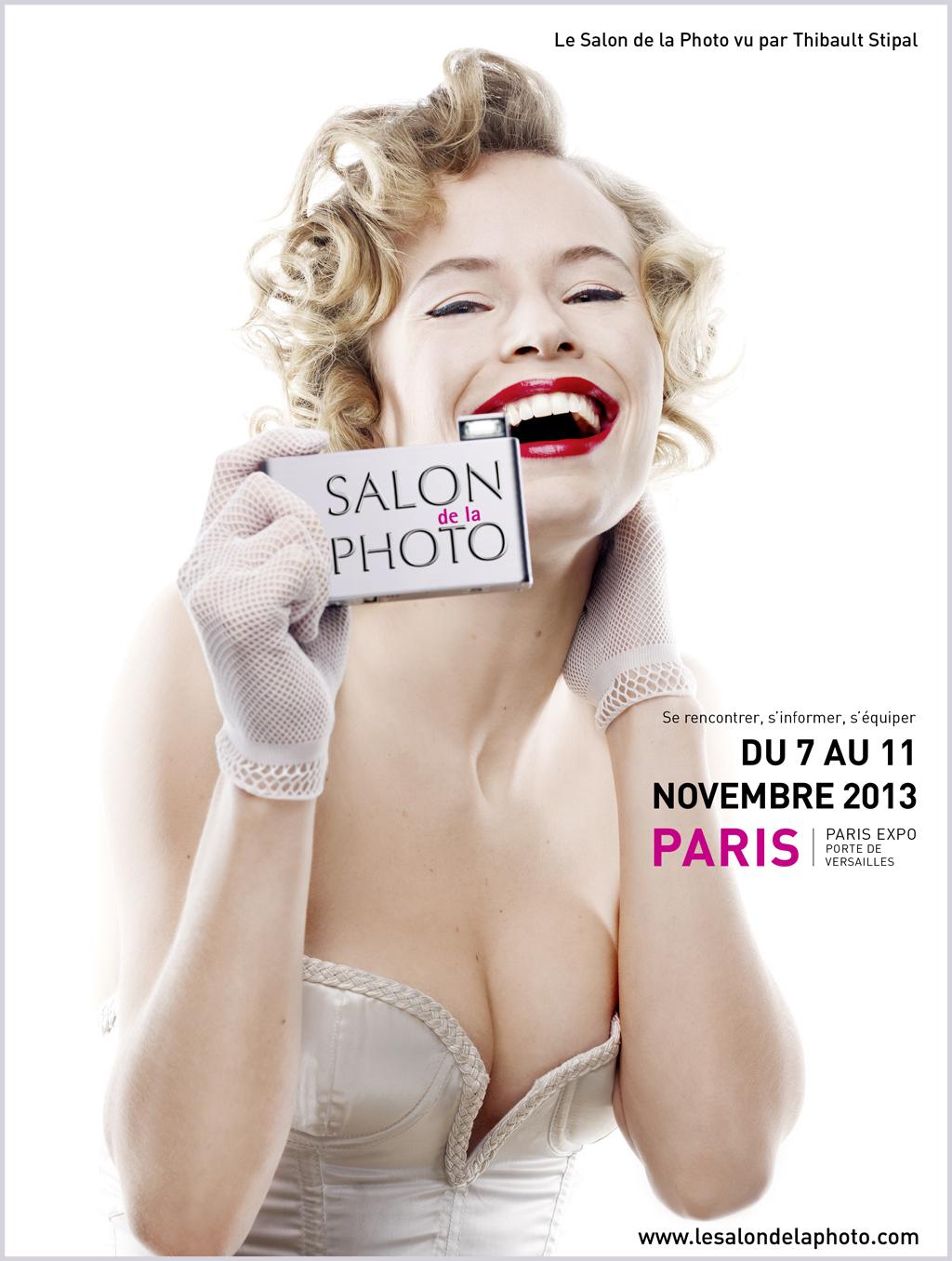 Salon de la photo 2013 : concours pour gagner votre billet d'entrée !