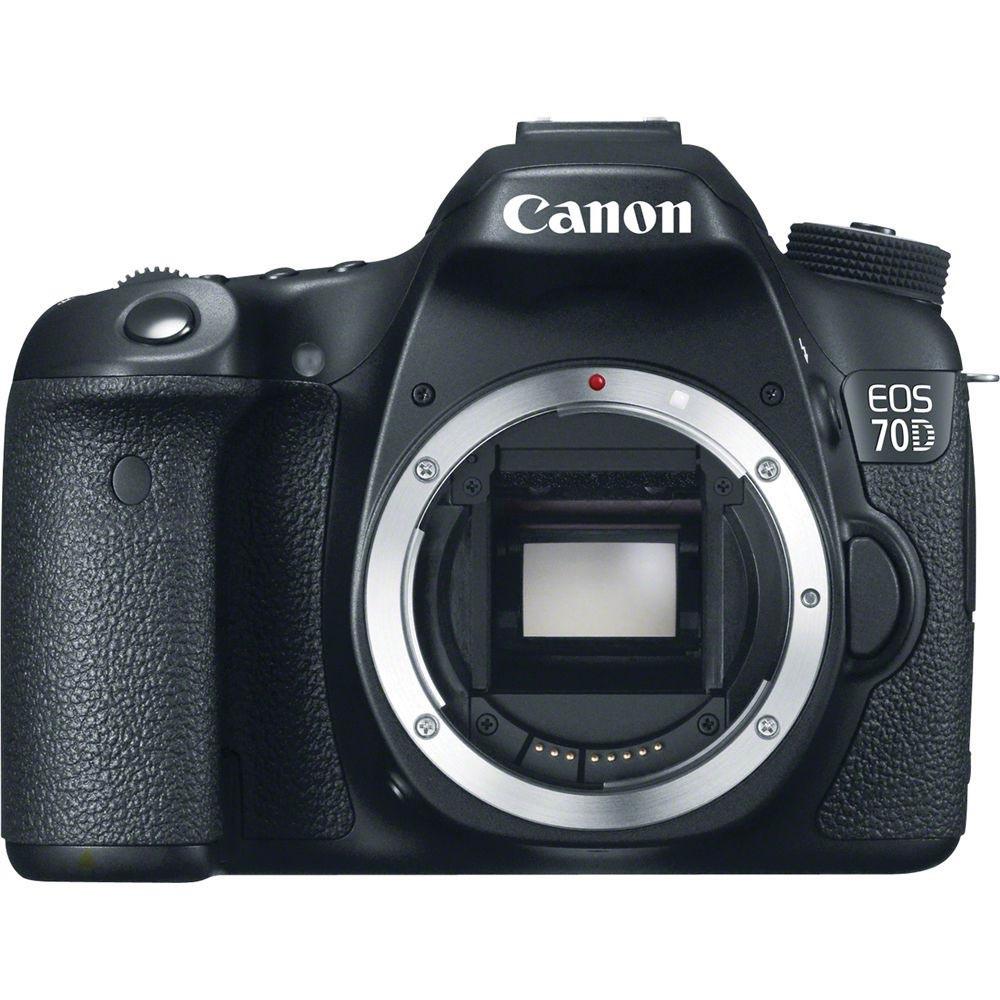 quel appareil photo choisir pour debuter Canon 70D