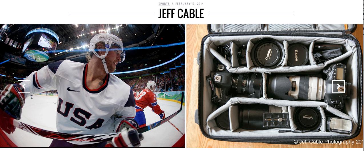 ShotKit Jeff Cable