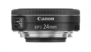 Canon EF-S 24 mm f2,8 STM pancake