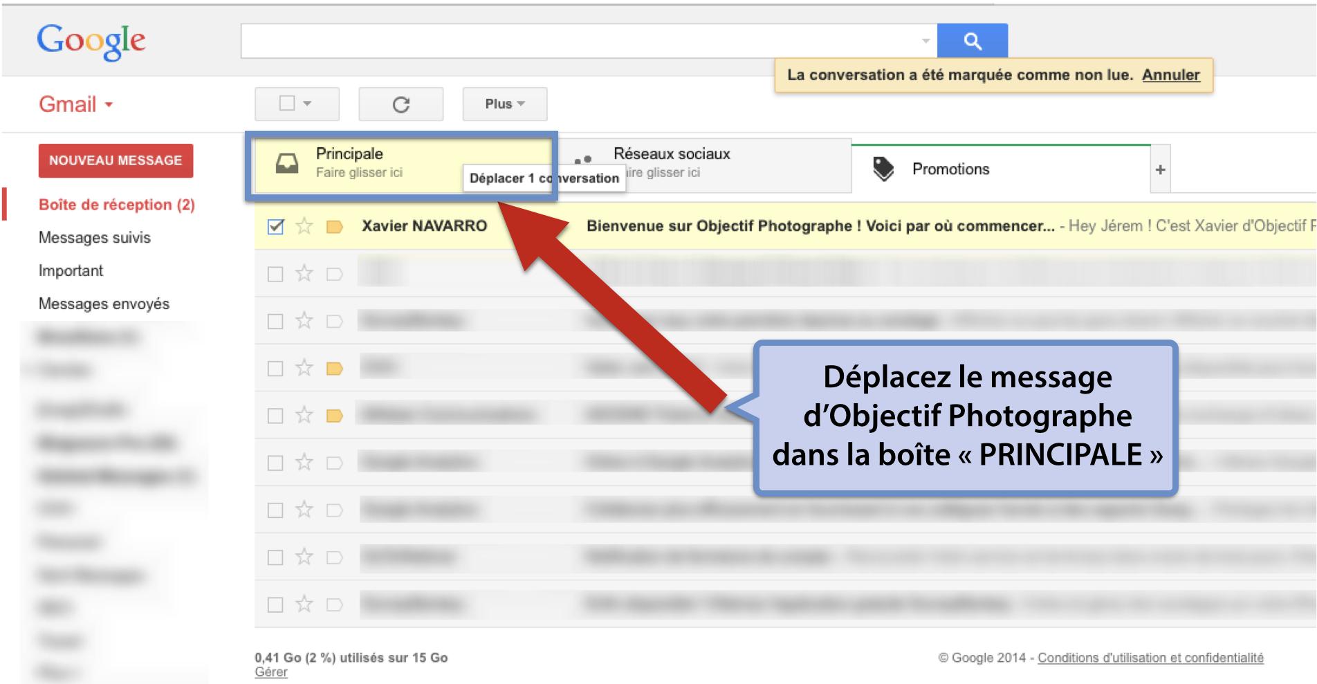 gmail login fr