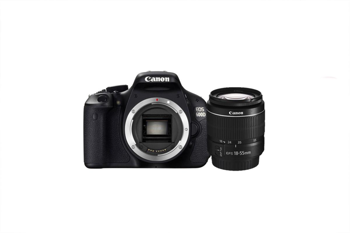 Quel appareil photo choisir pour un débutant ? (Canon)