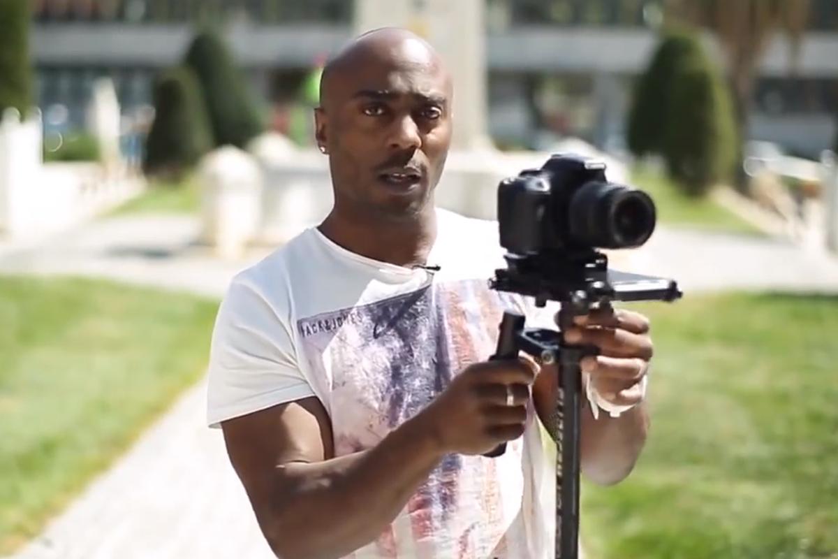 Filmer avec son reflex : test du steadicam Glidecam HD2000