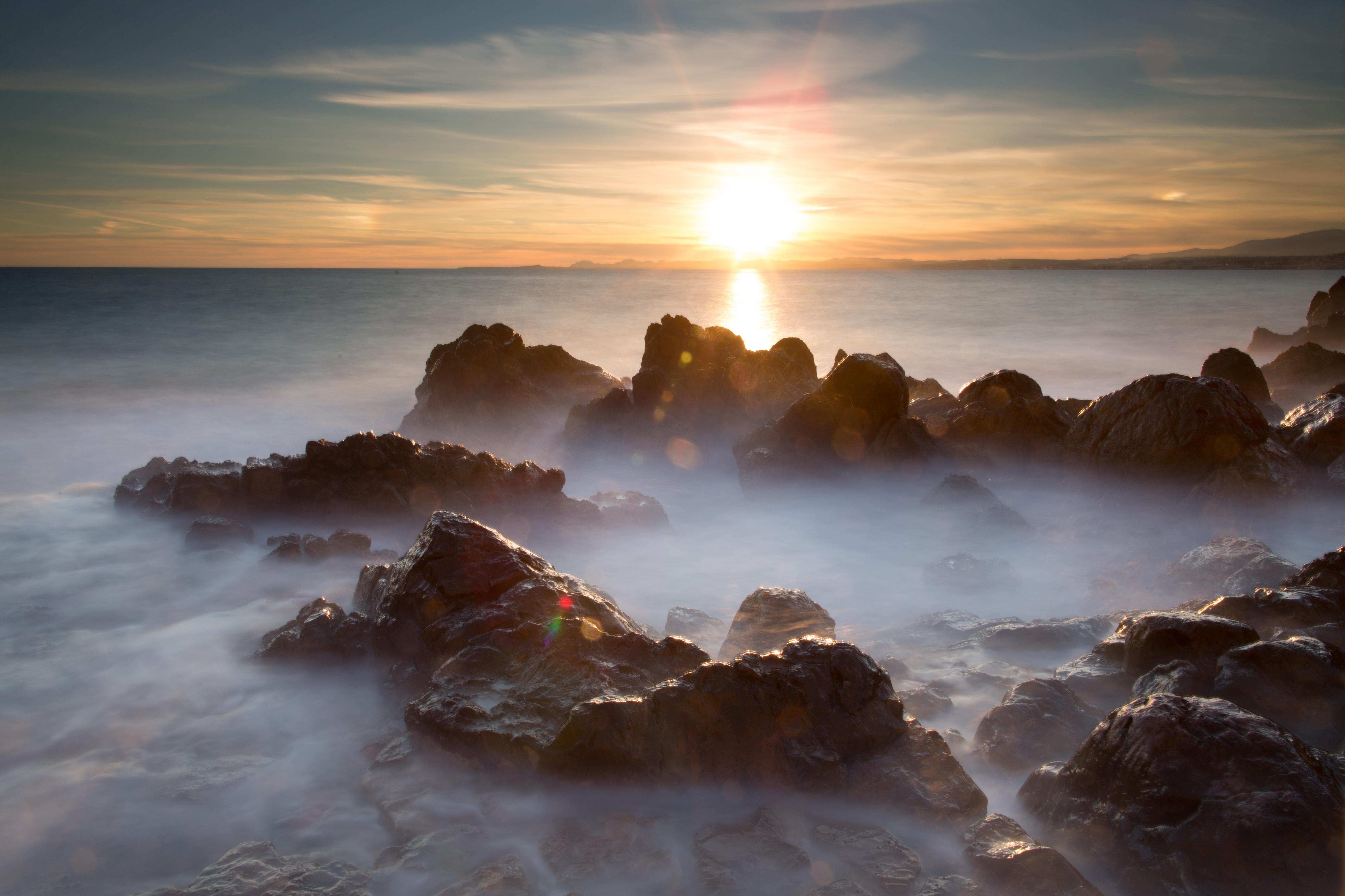 R ussir une photo de coucher de soleil - Palpitations le soir au coucher ...