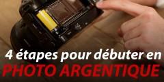 Débuter en argentique