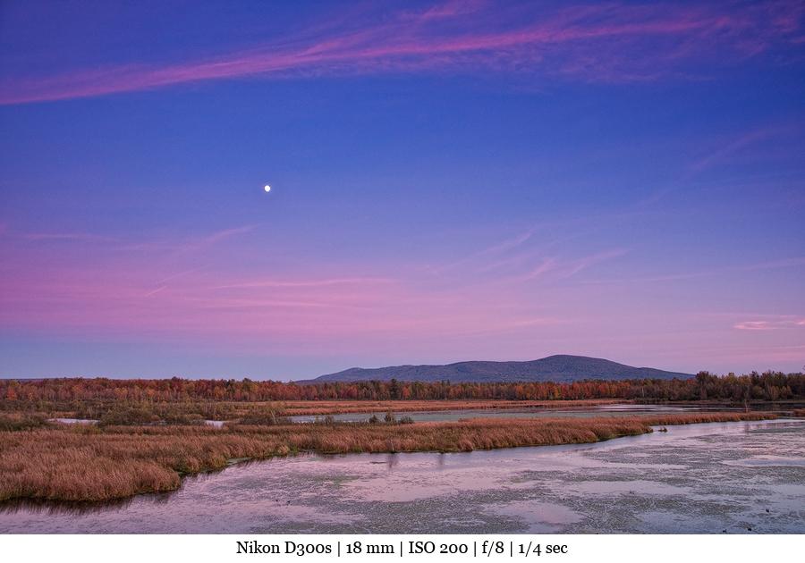 Photo de paysage quel type de lumi re favoriser - A quel heure le soleil se couche ...