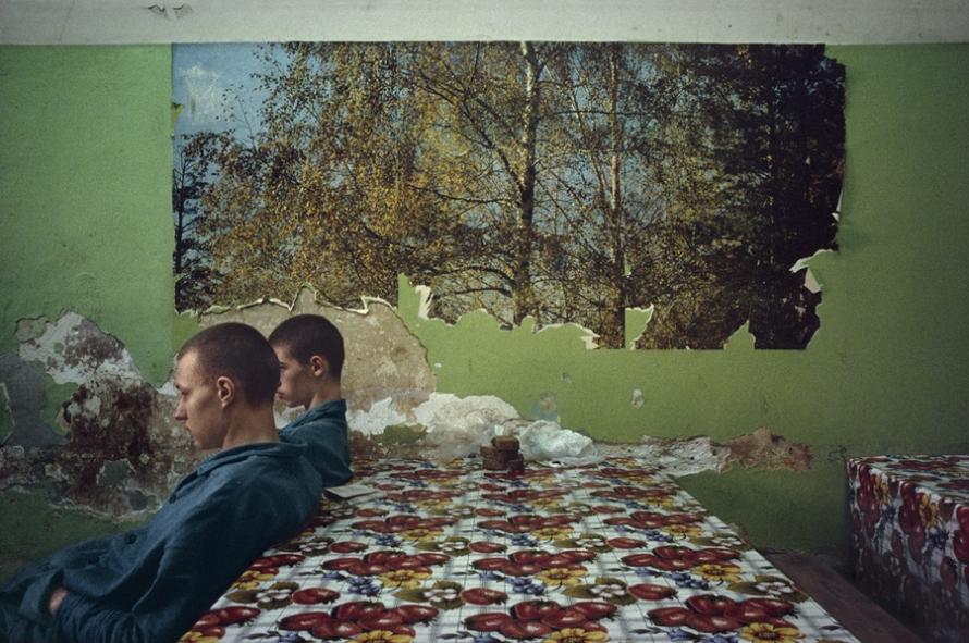 lise-sarfati-acta-est-refectoire-moscou-1995