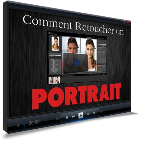 Comment retoucher un portrait