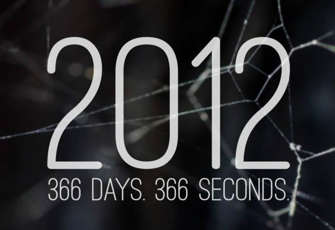 Un projet 365 en vidéo : à regarder d'urgence !