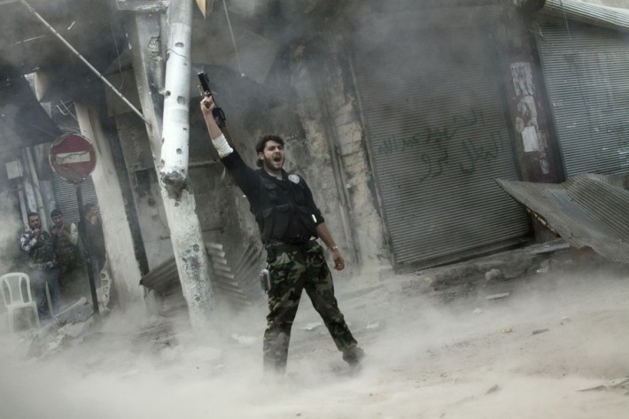 Le prix Pulitzer 2013 contre l'oubli de la guerre