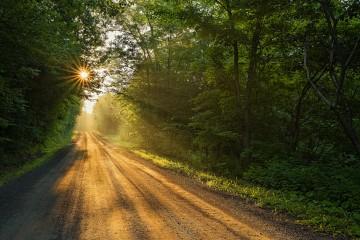Photo de paysage : comment créer un soleil en étoile